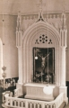 Baznīcas altāris 1937. gads.